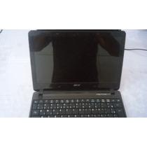 Peças Notebook Acer Aspire One 722