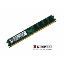 Memoria De 1gb Ddr2 667mhz Kingston P/ Desktop