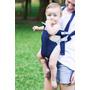 Canguru Transporte De Bebê - Baby Bug Acolchoado 4 Posições