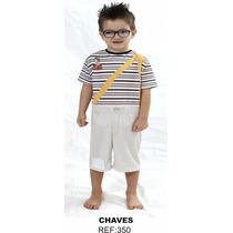 Fantasia Infantil Chaves