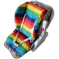 Capa Acento Almofada Para Cadeirinha E Carrinho De Bebê Foro