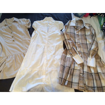 Kit Com 3 Vestidos (2 M Officer E 1 Calvin Klein)vestem P/38
