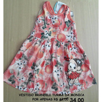 Vestido Monica Brandili 1