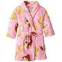 Disney - Robe/roupão Princesas Bela E Cinderela Fleece