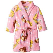 Disney - Robe/roupão Princesas Bela E Cinderela
