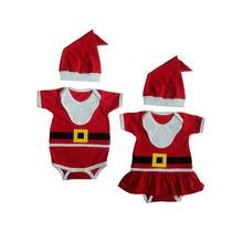 Fantasia Body Papai Noel Ou Mamae Noel