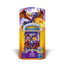 Boneco Skylanders Giants Spyro Para Ps3 Xbox 360 Wii 3ds