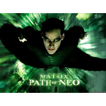 The Matrix: Path Of Neo Pc
