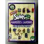 Dvd The Sims 2 - Mansões E Jardins ( Pc Dvd-rom)