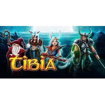 Tibia Character - Refer A Friend - Vendo Conta