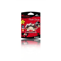 Pen Drive Flash Drive Emtec Pucca 4gb