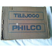Tele Jogo Philco 2 - Video Game - Game Antigo