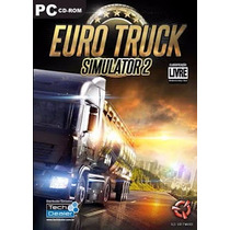 Midia Fisica (cd) Euro Truck Simulator 2 Apenas 14,99