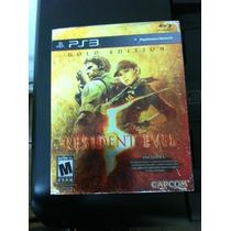 Jogo Resident Evil Gold Edition Ps3 Original Usado