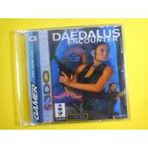 The Deadalus Encounter 4.cd Real 3do Video Game Cd Rom Xyz00