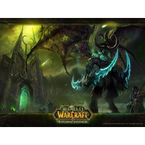 Conta Do Word Of Warcraft +4 Level 100