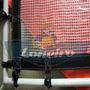 Lona Grande 12x10 M Transparente Crystal Cobertura 400micras