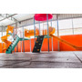 Piso De Borracha Reciclada Para Playground E Academais