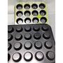 Forma De Mini-cupcake C Revestimento Antiaderente Ecológico