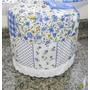 Capa Panela Elétrica Arroz 10 X Tecido Cozinha Decoração