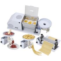 Máquina De Pão E Pastel, Amassadeira 3kg, Cilindro,extrusora