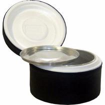 Marmita Térmica Alumínio 1,2 Litros Redonda Grande