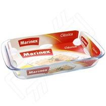 Assadeira Vidro Ret. 1.6lts Marinex Gd1.6532.01-1 Fnt