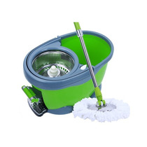 Balde Tornado Spin Mop And Go Magic 360 + Brinde