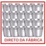 Kit 20 Balde P/ Gelo Cerveja 9 Litros Aluminio Frete Gratis