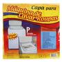 Capa Para Vários Modelos De Máquina De Lavar Roupa P - M - G