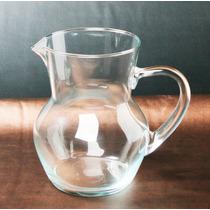 6-jarra De Vidro 1,6lts P/suco,água Menor Preço Restaurante