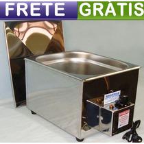 Derretedeira De Chocolate 10kgs Frete Grátis P/todo Brasil!