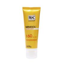 Roc Minesol Actif Unify Fps 60 Gel/creme Com 50 Gramas