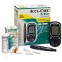 Medidor De Glicemia Accu Chek Active Kit Para Medir Diabetes