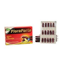 Flora Forte 60 Capsulas De 500 Mg,revigorante Sexual