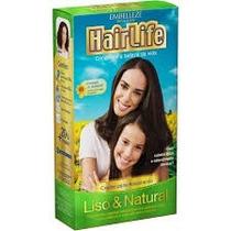 12 Creme Alisante Hair Life Liso E Natural 160g - Embelleze