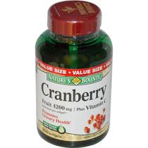 Cranberry 4200mg 250 Cápsulas