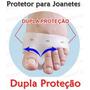 Protetor Corretivo P/ Joanetes Dupla Proteção