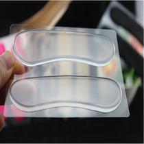 Kit Adesivo Silicone Protetor Calcanha Calçados Sapato Melis