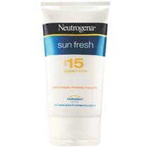Protetor Solar Fps 15 Sun Fresh Neutrogena