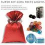 Kit 20 Bolinhas Aromáticas + 1 Anestésico + 1 Black Ice Ball