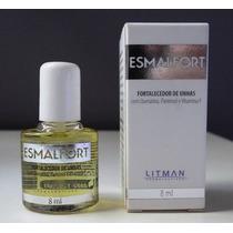 Esmalfort Fortalecedor De Unhas Kit C/2- Frete Grátis