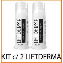 Liftderma-100% Original E Lacrado - Rejuvenescedor- Kit C/ 2