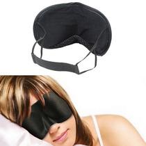 Máscara Para Dormir Ou Repousar (sombra, Tapa Olho, Viseira)