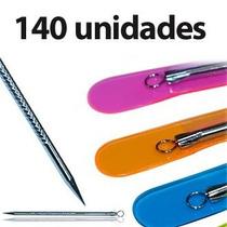 Removedor Inox Cravo Espinha - Lote Com 140 + Frete Grátis