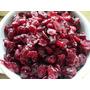 Cranberry Fruta (desidratada) 1kg - Sabor Verde