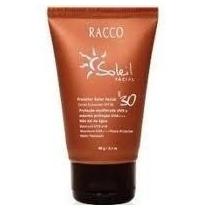 Protetor Facial Oil Free Fps 30 Soleil Racco 60g