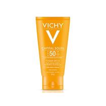 Protetor Solar Vichy Capital Soleil Toque Seco Fps 50 50ml