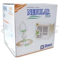 Inalador Nebulizador Nebular Plus 12x Sem Juros