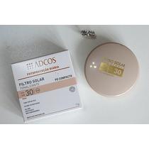 Filtro Solar Tonalizante Peach Fps 30 Pó Compacto